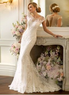 Custom made-to-order formal dress by Christel Everclear Weddings & Bridal. Multiple colors and all sizes available. Additional photos also available upon request. Be sure to also check our our extensi