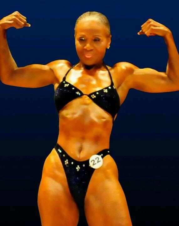 Ernestine Shepard - oldest female bodybuilder | female