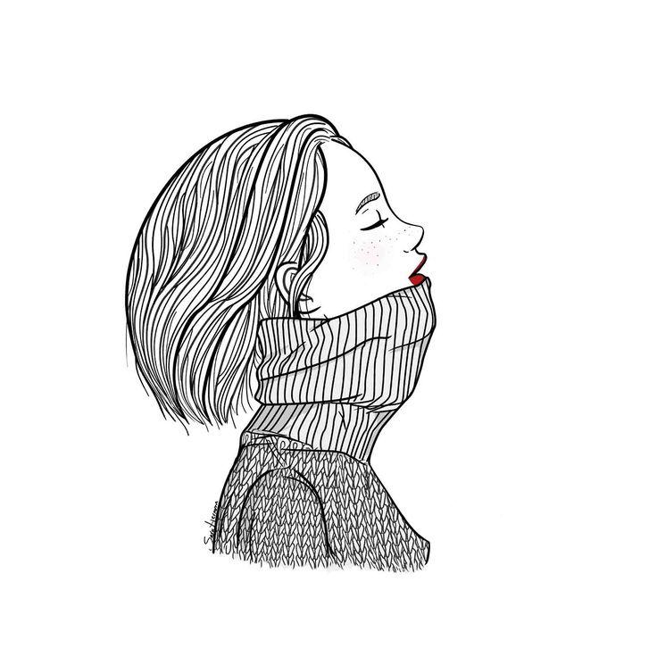 el otoño hace a cualquier persona un 80% más atractiva. Sara Herranz