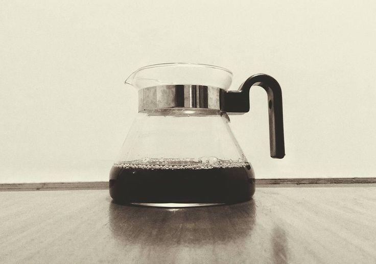 Bubbles. # #coffee #kopi #Indonesia