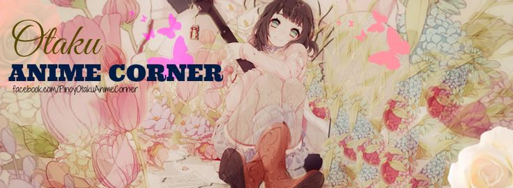 Anime Cover photo-flowers