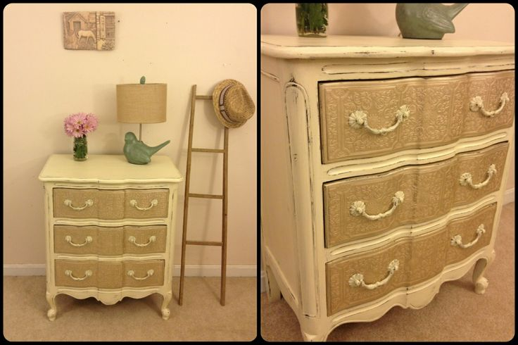 Best Painted French Provincial Dresser By Furniture Alchemy 400 x 300