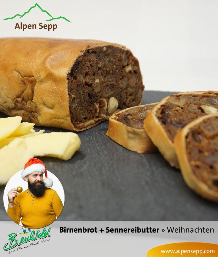 Die nächste traditionelle Spezialität ist nun da. Unser superleckeres #Birnenbrot aus dem Bregenzerwald - nur im Advent verfügbar und wir haben nur 70 Stück davon!