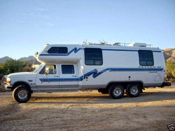 Motorhomes For Sale By Owner >> Used Rvs Revcon 4x4 Motorhome For Sale By Owner 4x4 Van