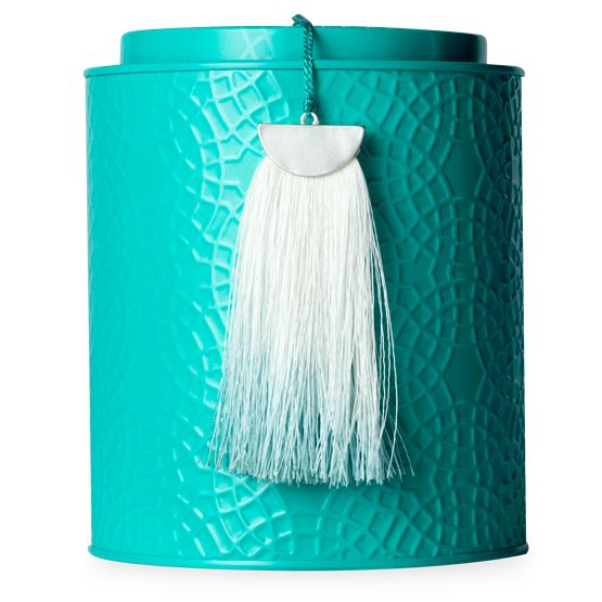 In The Mood Aqua Storage Tin