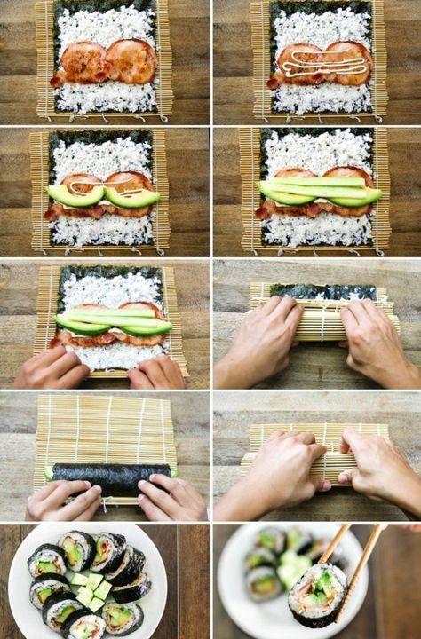 Comment faire des sushi chez vous trucs et astuces pour - Cuisine thai pour debutants ...