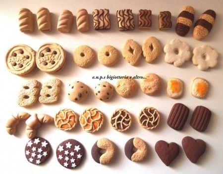 fimo biscotti tutorial - Cerca con Google