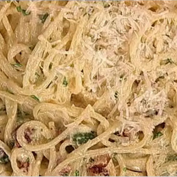 Try this Perfect spaghetti carbonara recipe by Chef Antony Worrall Thompson.