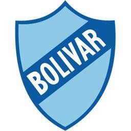 Club Bolivar Of La Paz Bolivia Crest Football Logo Club Football Club