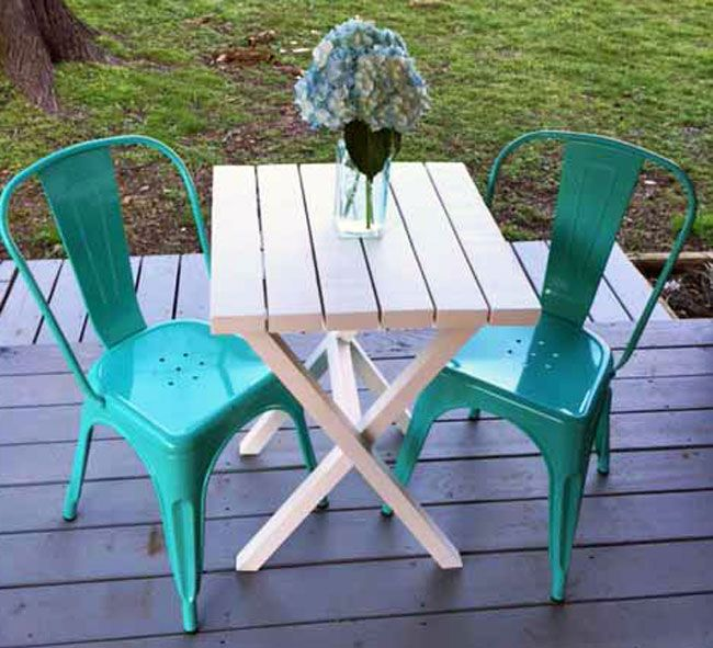 DIY Garden Furniture   6 Easy Ways To Make Your Own