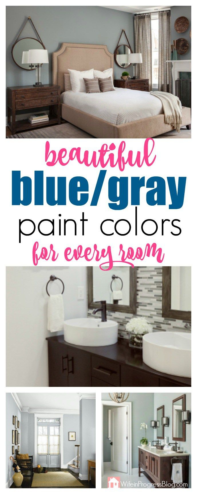 Best 25 best gray paint ideas on pinterest gray paint for Perfect blue grey paint color