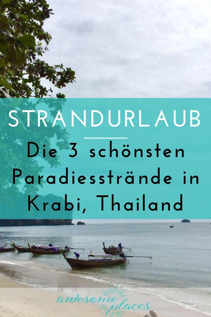 Die bezaubernde Provinz Krabi