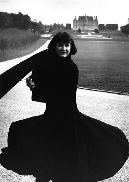 Sabine Azema by Robert Doisneau
