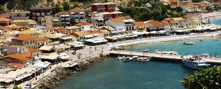 Πάργα (Parga,Epirus) (more images and videos at http://www.gogreecewebtv.com)
