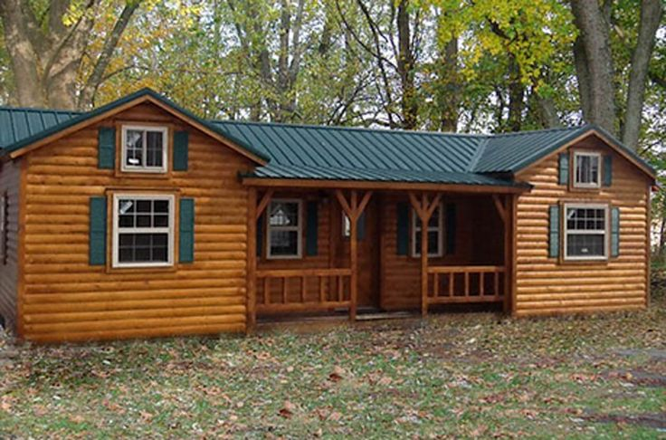Have you always wanted a log cabin but don't know where to start? This DIY Amish log cabin kit has you covered. http://www.wideopencountry.com/amish-created-impressive-log-cabin-kit-can-build/