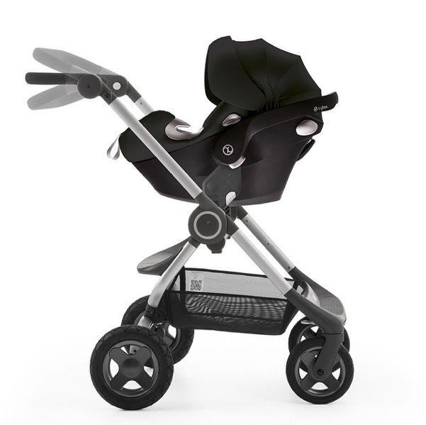 Turn Your Stokke Scoot Stroller Into A Travel System With