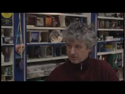 An interview with Sašo Stojanovič. Musician, former of Preporod, played with Lačni Franc and the former and still member in Bob Rock.    Director, Editor & Camera - Kristijan Robič  Camera - Ozzy & Teja  Translation - Teja Meško    Temperimagination production