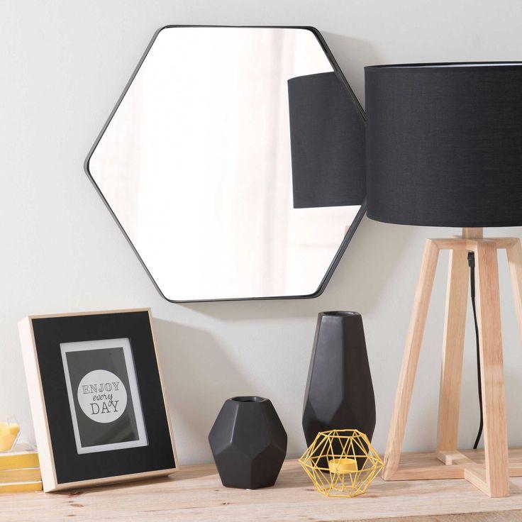 die besten 17 ideen zu miroir hexagonal auf pinterest | miroir, Hause ideen