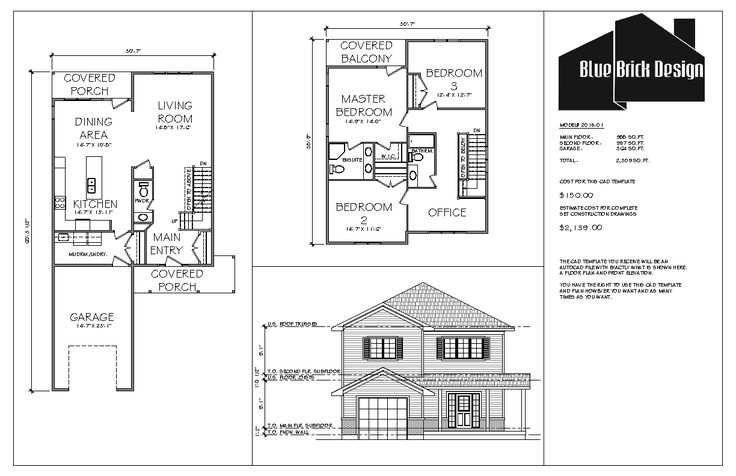 268 best images about cad drawings on pinterest amana for Easy drawing house plans