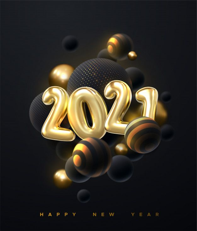 Happy New Year 2021 Eve Gift Images Happy New Year Wallpaper Happy New Year Background Happy New Year Greetings