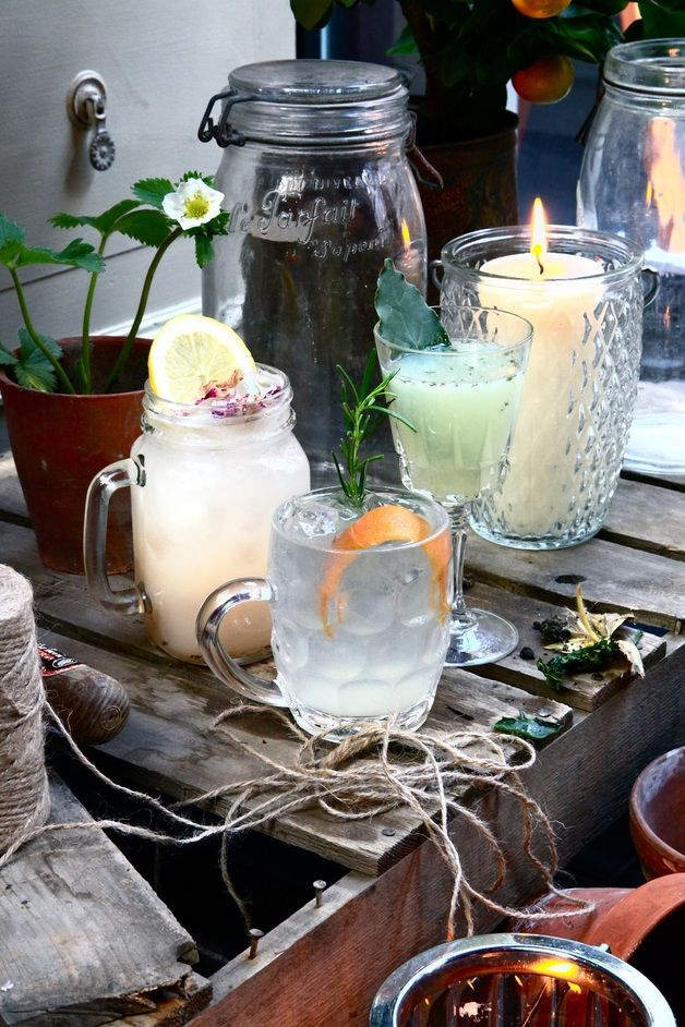 The Botanical Gin Garden, Soho. Located within the modern Indian restaurant, the garden conveys an elegant country house garden which has been tastefully decorated with living wall herbs and natural flora.