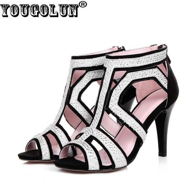 Increased Platform Shoes Wedge Sandals   Shoes women heels