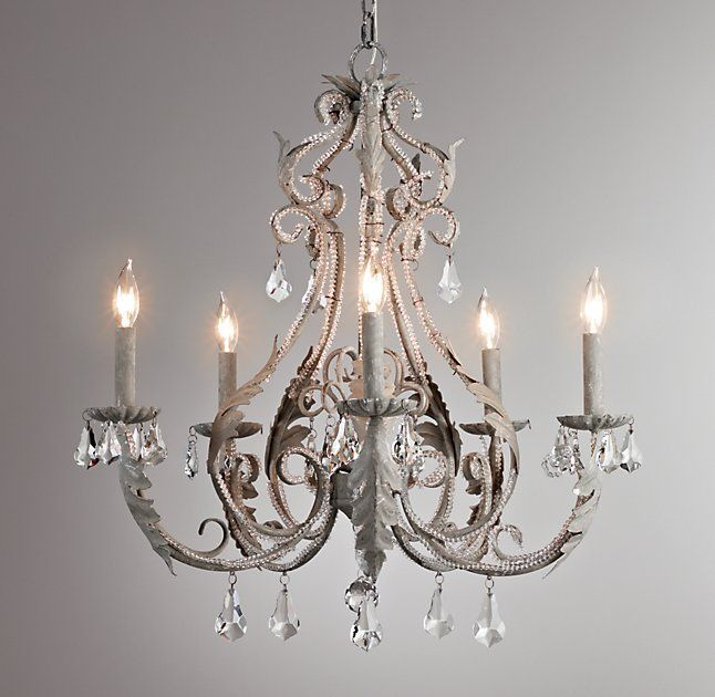 restoration hardware baby lighting. rh baby u0026 childu0027s palais large chandelier aged metalwith a mix of scrolling arms glittering crystal beads and delicate botanical accents our restoration hardware lighting u