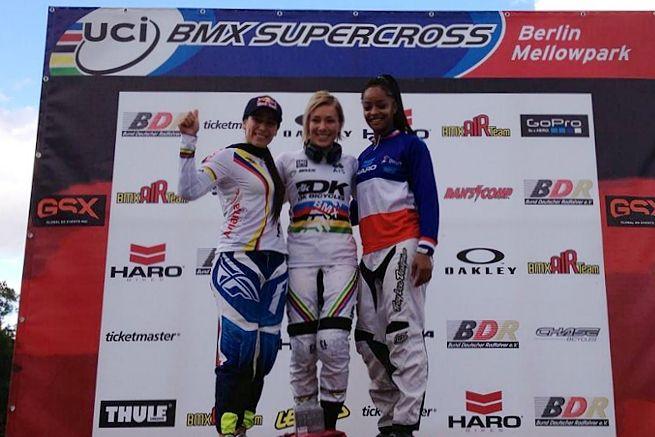 2014 UCI BMX Supercross World Cup #3 - Berlin (GER) » http://www.ilovegirlriders.com/site/articles/9-races/34-2014-uci-bmx-supercross-world-cup-3-berlin-ger - #ilovegirlriders #iamagirlrider #ilgr #girlriders #uci #worldcup #supercross #bmx #buchanan