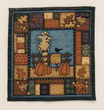 374 best Quilts & Stitching ✄ Fall/Halloween images on Pinterest ... : fall quilt patterns free - Adamdwight.com