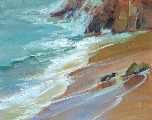 Coastal atmosphere original fine art for sale by for Original fine art paintings for sale