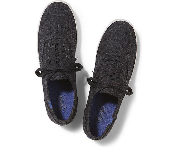 KEDS MEN'S CHAMPION WOOL. #keds #shoes #