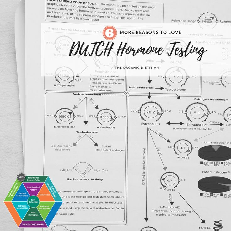 6 More Reasons to Love DUTCH Hormone Testing http://ift.tt/2CdbbBt  I am super excited! Yes my excitement is over a hormone test. You may have already noticed how much I love using DUTCH hormone testing with my clients. I talk about it a lot on my Instagr