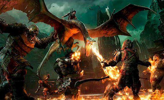 """Terra-média: Sombras de Mordor recebe atualização gratuita """"Forja Nêmesis"""""""