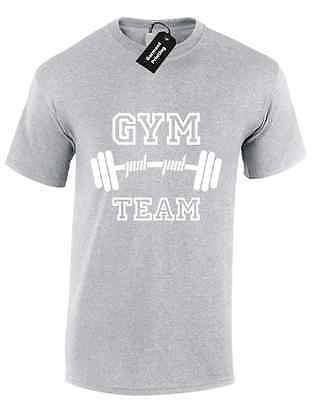 Gym team mens t shirt #fitness #training #bodybuilding running weightlifting top,  View more on the LINK: http://www.zeppy.io/product/gb/2/281989689068/
