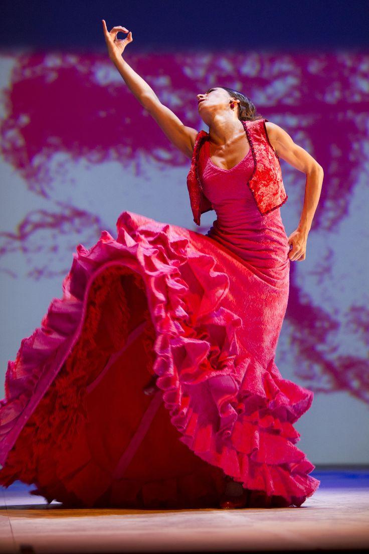 Ballet Flamenco de Andalucía. by Luis Castilla via sautdebasque                                                                                                                                                      Más