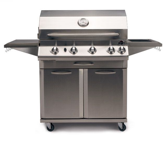 Fully Stainless Steel Jackson Grills LUX 700