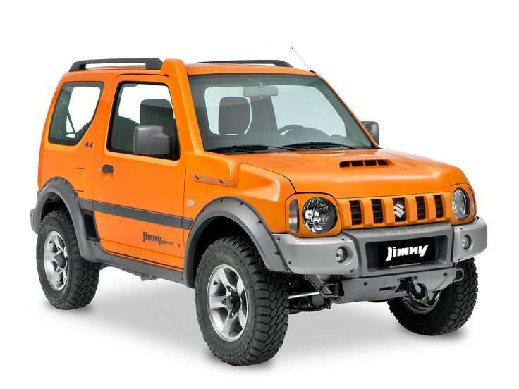 32 best Car images on Pinterest  Suzuki jimny Offroad and Samurai