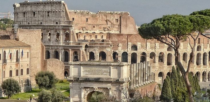 How to get tickets for the Colosseum and other useful information