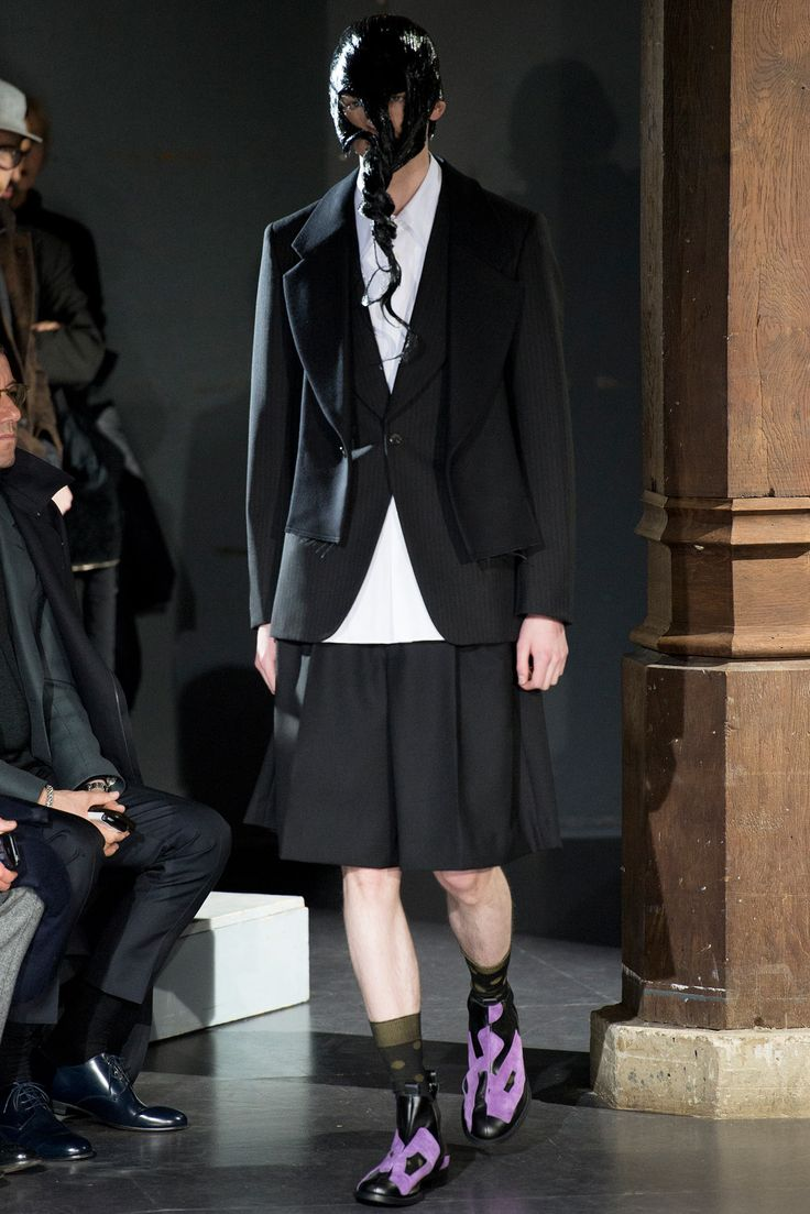 Comme des Garçons Fall 2014 Menswear - Collection - Gallery - Style.com