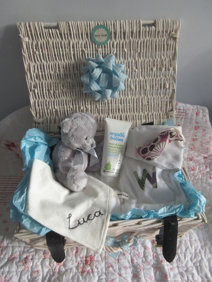 Brand New! These bespoke organic Baby Hampers are totally unique and…