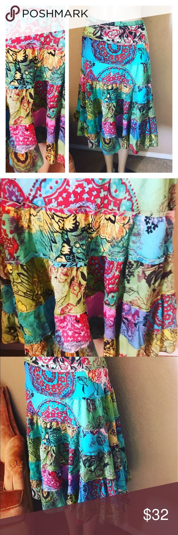 25 Best Ideas About Hippie Skirts On Pinterest Hippie
