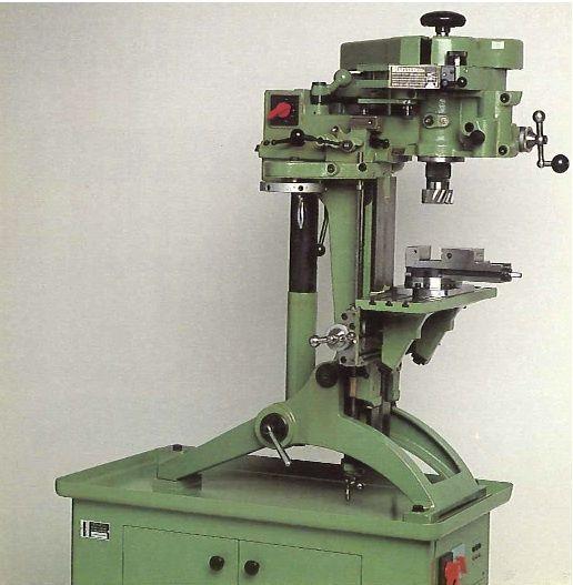 Astoba / Meyer & Burger Universal Machine Tool - Anglo-Swiss Tools