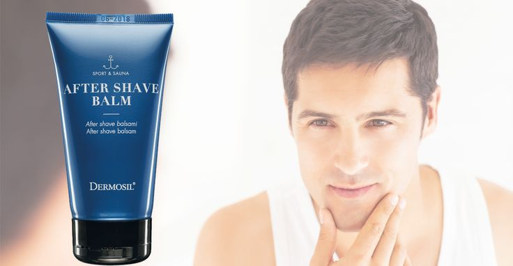 Man After Shave Balm