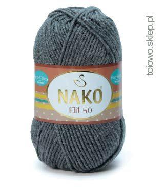 włóczka Nako Elit 50 -kolor 790