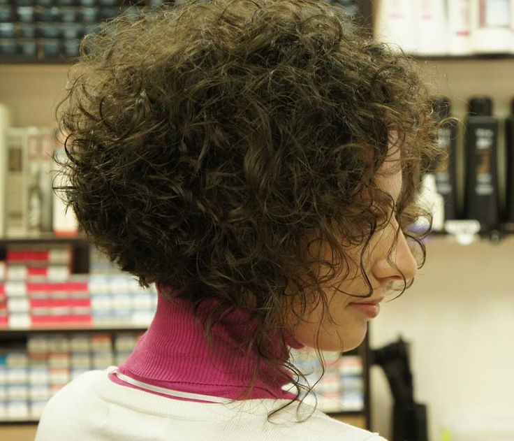... about Permed bob on Pinterest | Curls, Hairstyles pictures and My hair