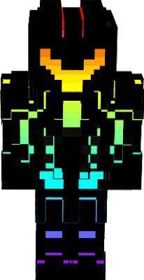 Library of minecraft nova skin image black and white
