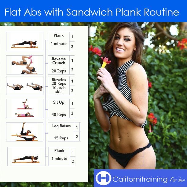Follow this workout and get Amazing Abs before summer.  Check out this website to see how I lost 19 pounds in one month