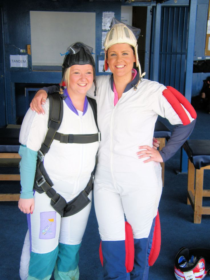 Our very own Katie and Nicole took part in a charity skydive for Cystic Fibrosis Trust in June 2013. The duo raised more than £1600 for Cystic Fibrosis.