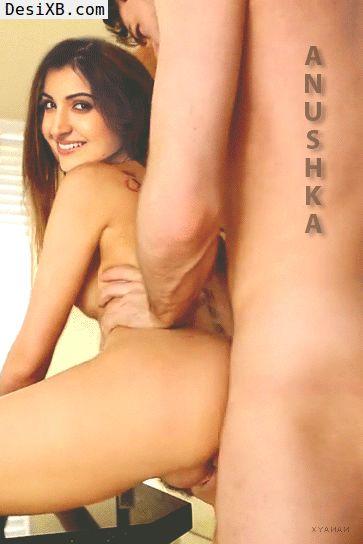Anushka Sharma DoggyStyle Pussy Fuck GIF Sex Video