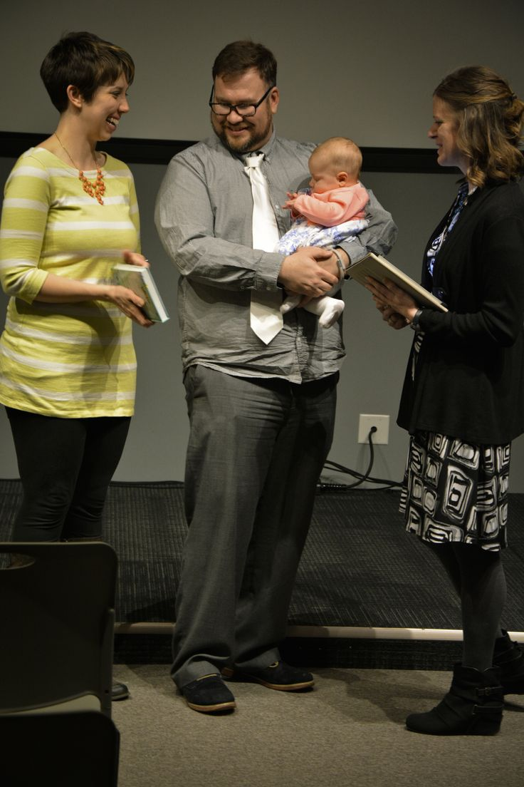 To Clara on her Dedication Day. A baby dedication letter and other baby dedication ideas.
